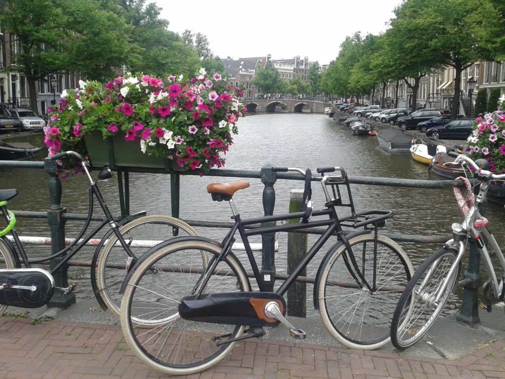 Amsterdam-bicycle