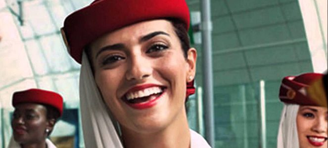 >>> Emirates cabin crew job explained