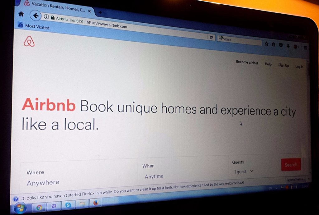 aibnb-home-page