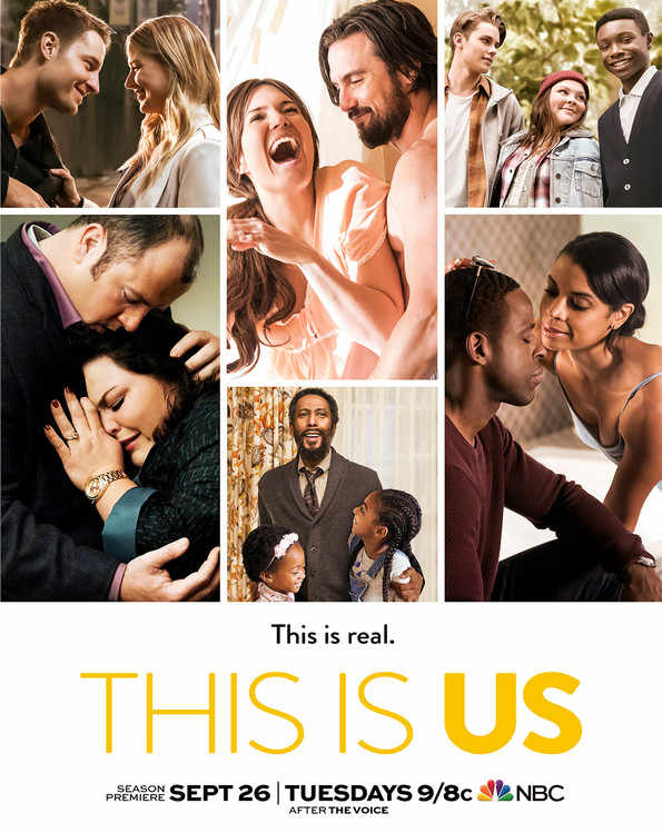 this is us- poster